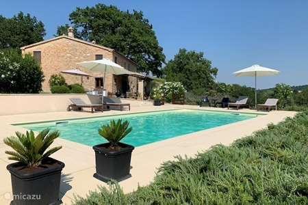 Vakantiehuis Italië, Marche, San Lorenzo In Campo - vakantiehuis Casa Montevecchio