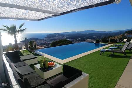 Vacation rental Spain, Costa Brava, Lloret de Mar villa Villa Adelina