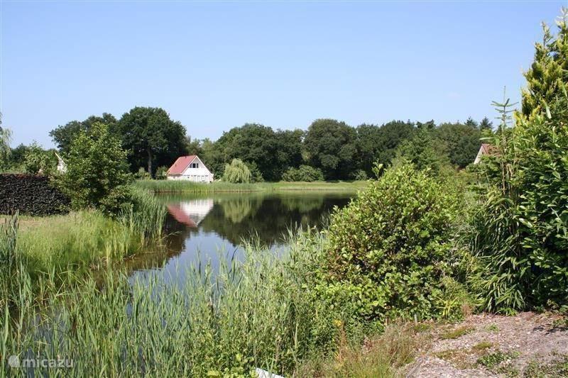 Vakantiehuis Nederland, Drenthe, Havelte villa 'Zeeuwse Knop'
