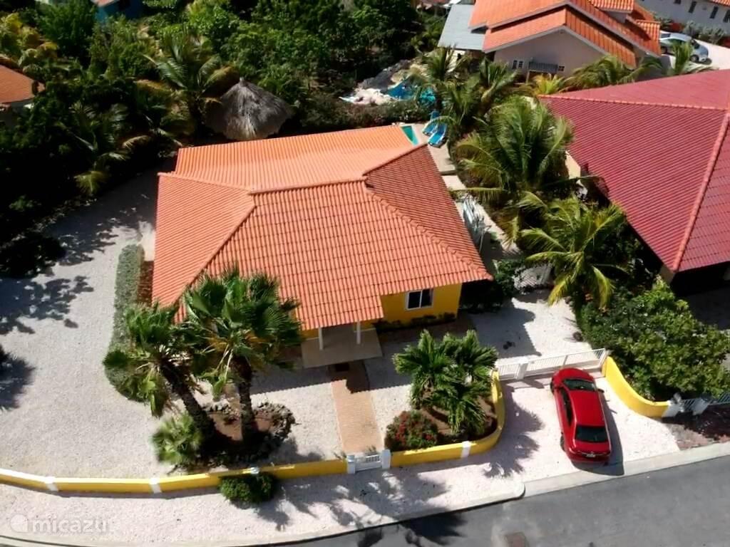 Vacation rental Curaçao, Banda Abou (West), Fontein Holiday house Villa Flamboyant