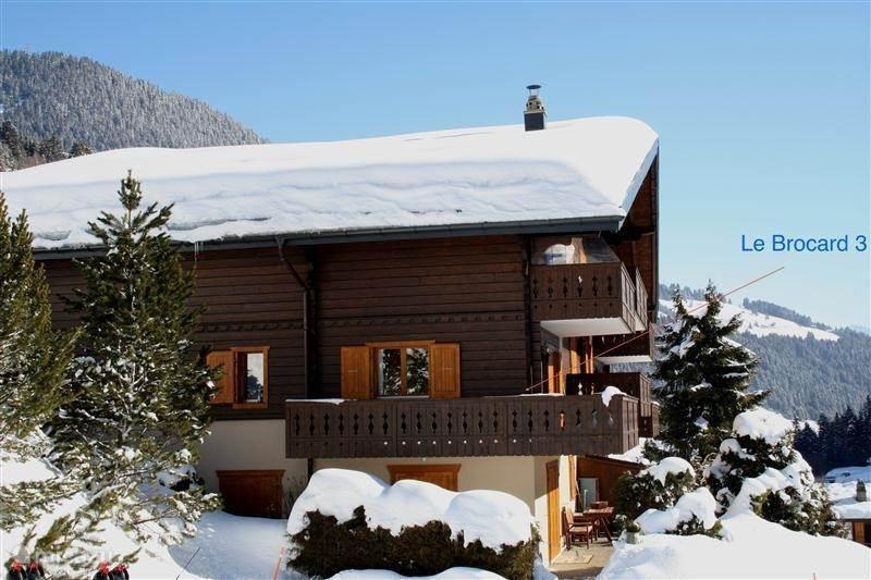 Vakantiehuis Zwitserland, Wallis, Morgins Appartement 6 pers.app. Morgins Portes du Soleil