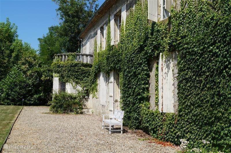 Vakantiehuis Frankrijk, Lot-et-Garonne, Lauzun - landhuis / kasteel La Dame à l'Hermine