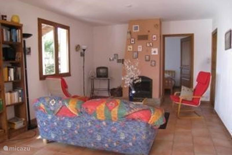 Vacation rental France, Ardèche, Joannas Holiday house Champ de gai