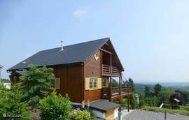 Beautifully situated with a fantastic view over the Ardennes!