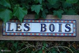 Aankomst bij Les Bois