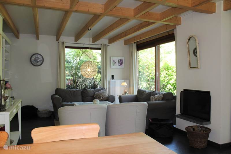 Vacation rental Belgium, Limburg, Rekem Holiday house Water Lily 74 Sonnevijver Rekem