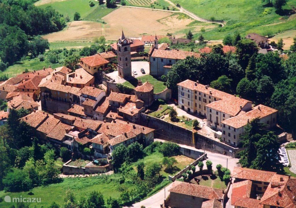 Monforte d'Alba, omgeving en vrije tijd