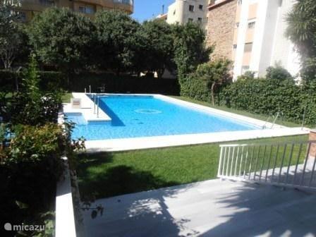 Vakantiehuis Spanje, Costa del Sol, Marbella appartement apartement 3 min lopen van de playa