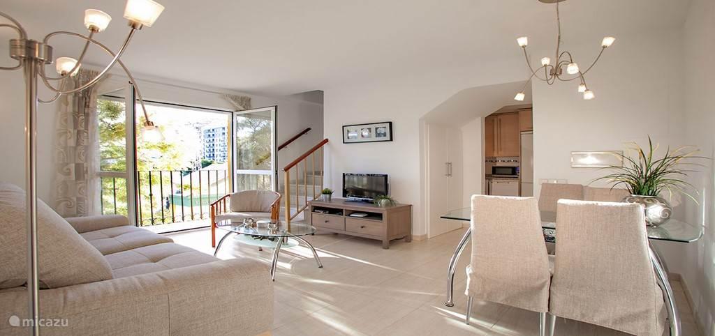 Vakantiehuis Spanje, Costa del Sol, Mijas Costa - appartement Luxe app. Los Boliches, Fuengirola