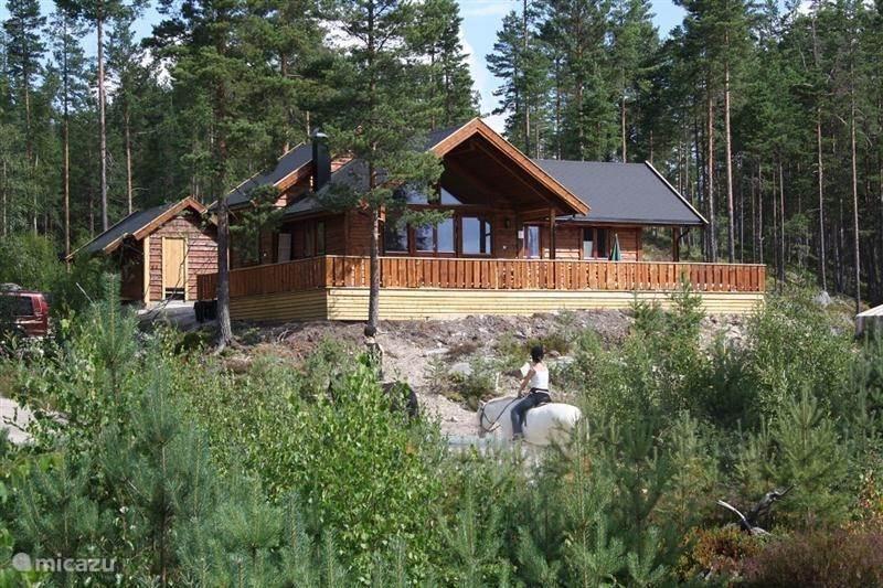 Vakantiehuis Noorwegen – vakantiehuis Bungalow Vrådal Eidstod 33