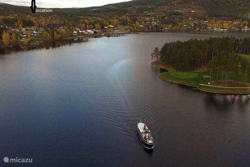 Vakantiehuis Noorwegen, Telemark, Vradal Vakantiehuis Bungalow Vrådal Eidstod 33