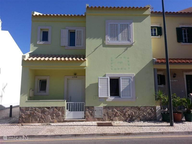 Vakantiehuis Portugal, Algarve, Monte Gordo vakantiehuis Casa Amarela
