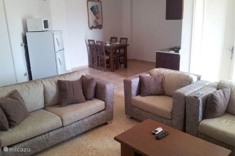 Vacation rental Egypt, Red Sea, Hurghada Apartment Red Sea View Apartments, Hurghada