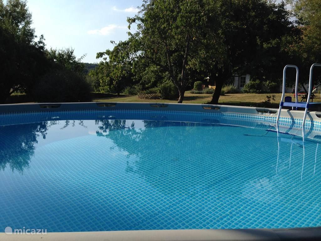 Vakantiehuis Frankrijk, Nièvre, Arquian Vakantiehuis Le Biron Blanc