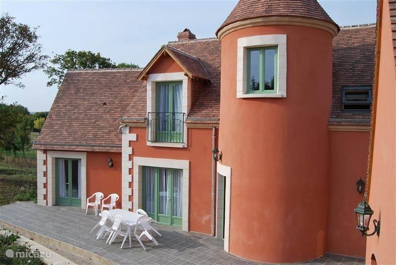 Vakantiehuis Frankrijk, Normandië, Bellême Villa La Tourette - Belleme GolfResort