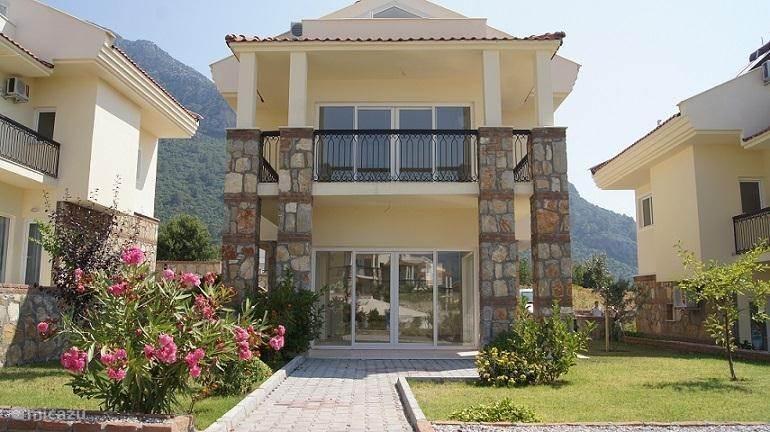 Vakantiehuis Turkije, Lycische Kust, Ovacik - Hisarönü - villa Orka Villa
