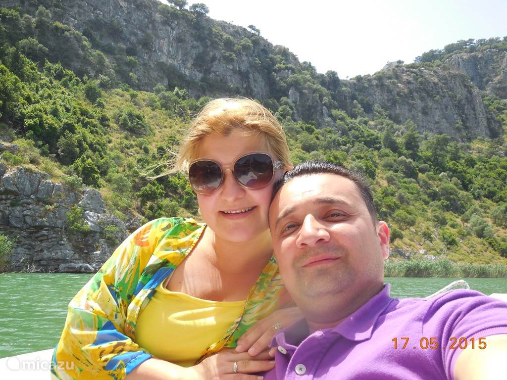 Dalyan private boat trip 2015