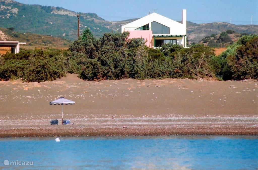 Vakantiehuis Griekenland, Rhodos, Gennadi Villa Villa Rhodos aan het strand!
