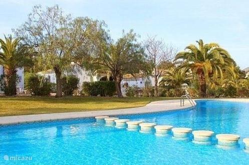 Vakantiehuis Spanje, Costa Blanca, Moraira Bungalow Bungalow Almendros goede ligging TIP