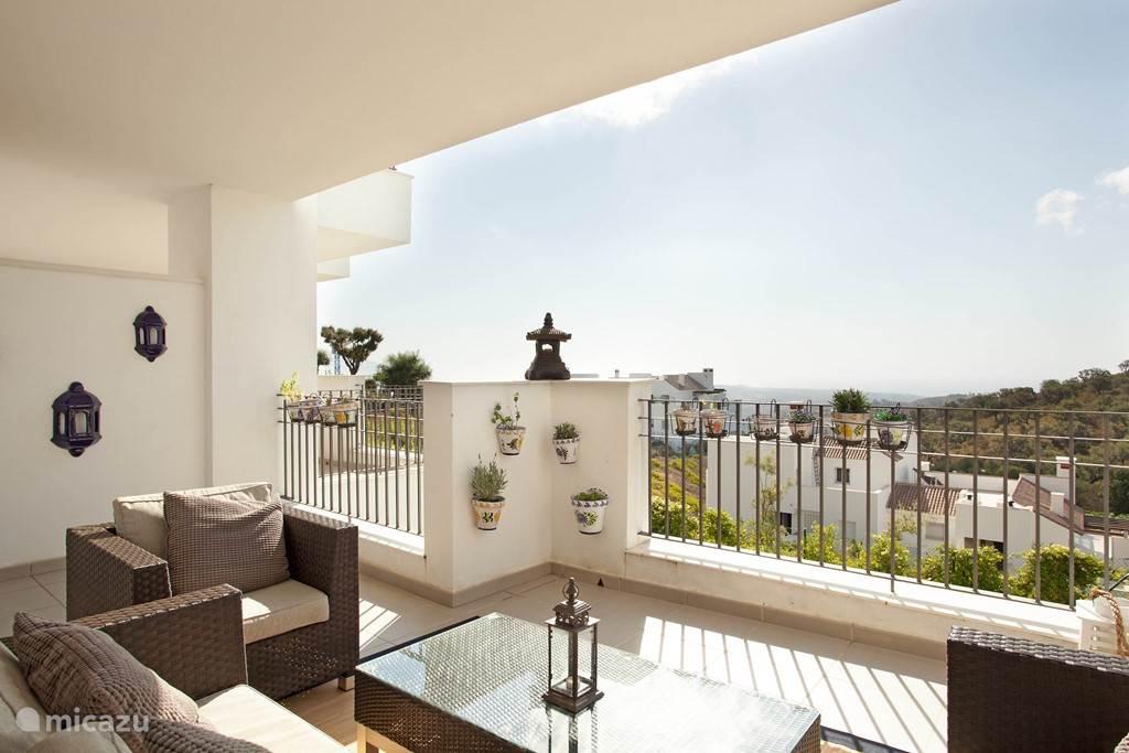 Appartement modern appartement te huur marbella in marbella elviria costa del sol spanje huren - Modern appartement modern appartement ...