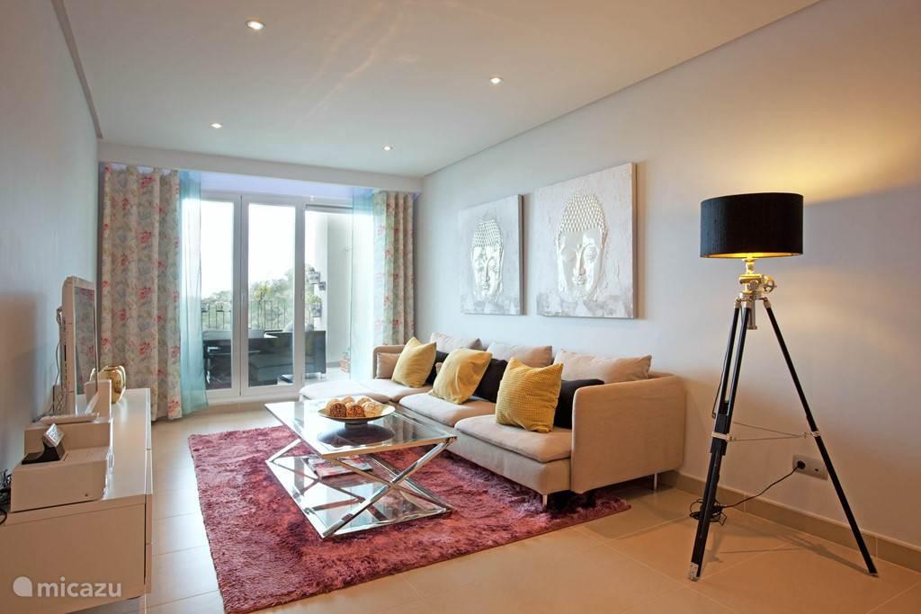 Vakantiehuis Spanje, Costa del Sol, Marbella Elviria Appartement Modern appartement te huur Marbella