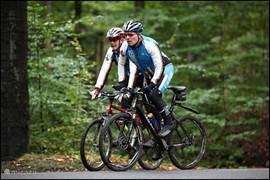 Overal in de regio vindt u mountainbike parcoursen. Maar u kunt er ook goed fietsen op de 2 aanwezige toerfietsen.