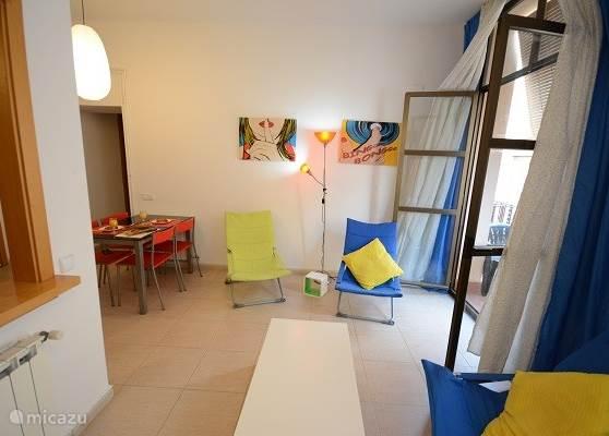 Vakantiehuis Spanje, Costa Dorada, Vilanova I La Geltru Appartement Appartement San Sabastian Vilanova