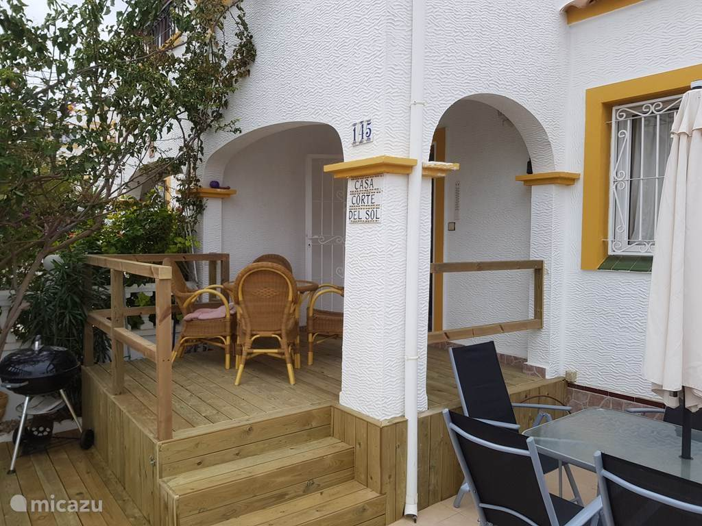 Vakantiehuis Spanje, Costa Blanca, Torrevieja vakantiehuis Casa Corte del Sol