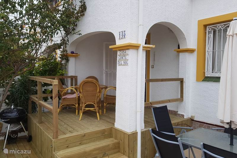 Vacation rental Spain, Costa Blanca, Torrevieja Holiday house Casa Corte del Sol