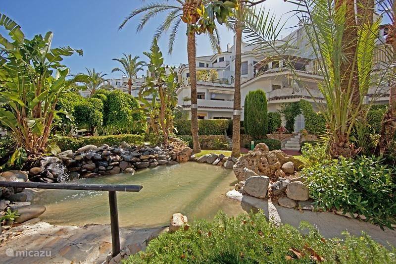 Vakantiehuis Spanje, Costa del Sol, Marbella penthouse Golden beach Elviria