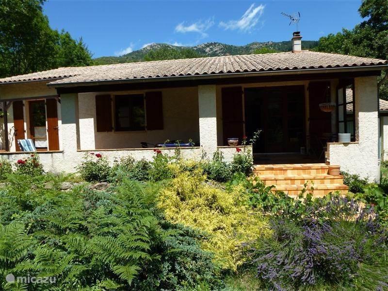 Vakantiehuis Frankrijk, Ardèche, Joannas Vakantiehuis Justamont