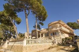 Het huis, Villa Rosa