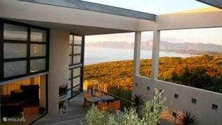 Villa Zuid Afrika : Villa the cherry in gansbaai kaapstad west kaap huren micazu