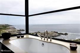 Je ligt in bad en je wuift naar de walvissen. Wie had dat ooit kunnen denken?
