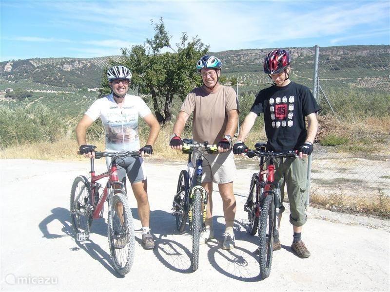 Wandel en fietsarrangementen