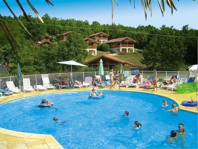 Vakantiehuis Frankrijk, Lot, Mauroux Chalet Village du Soleil