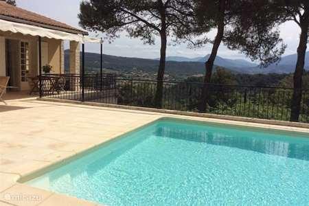 Vakantiehuis Frankrijk, Vaucluse, Vaison-la-Romaine villa Villa Les Trois Pins