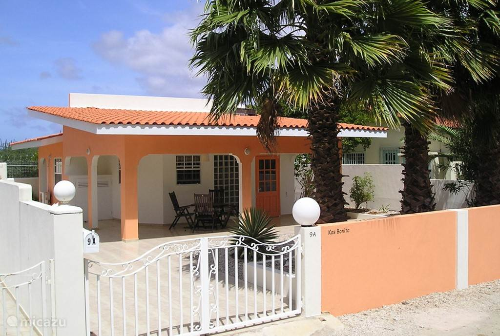 Vacation rental Bonaire – bungalow Kas Bonita