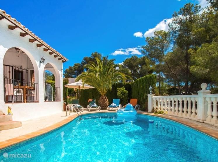 Ferienwohnung Spanien, Costa Blanca, Benissa - villa Casa Catherina