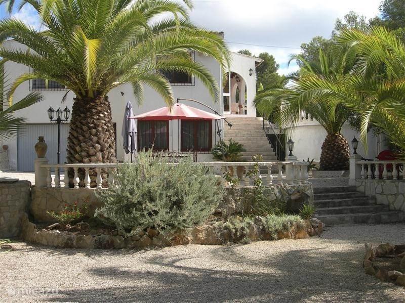 Vakantiehuis Spanje, Costa Blanca, Benissa Villa Casa Catharina