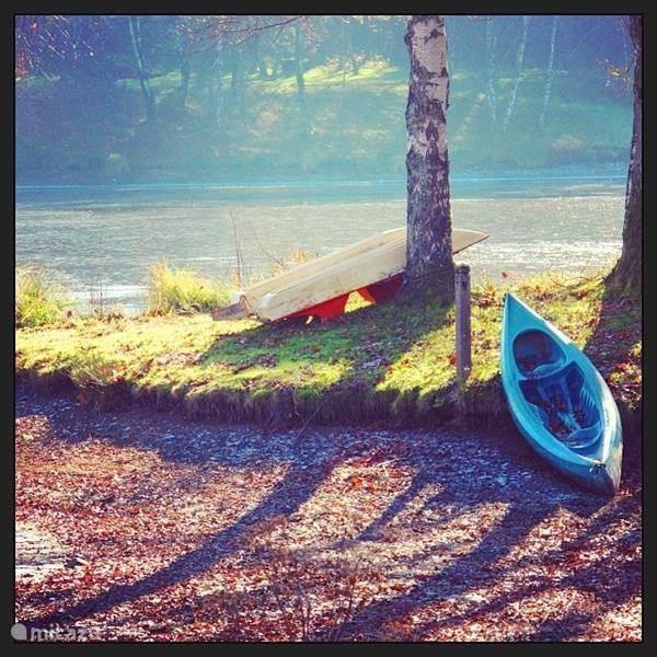 Lac Poncheral Vigeois