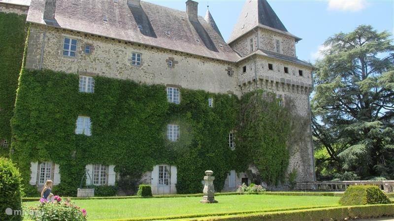 Arnac Pompadour en Marquise de Pompadour