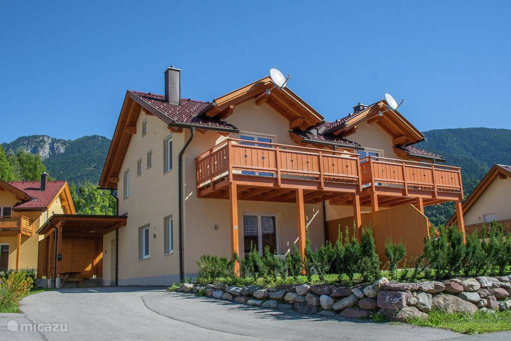 Vacation rental Austria, Carinthia, Kötschach-Mauthen Holiday house Chalet Kipaji