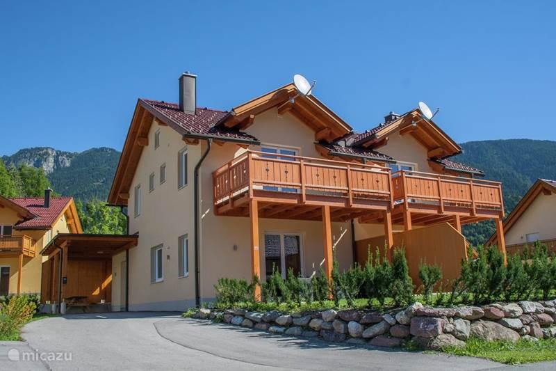 Vakantiehuis Oostenrijk, Karinthië, Kötschach-Mauthen Vakantiehuis Chalet Kipaji