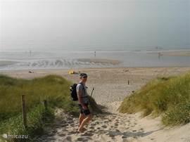 En natuurlijk de zee op wandel- en fietsafstand!