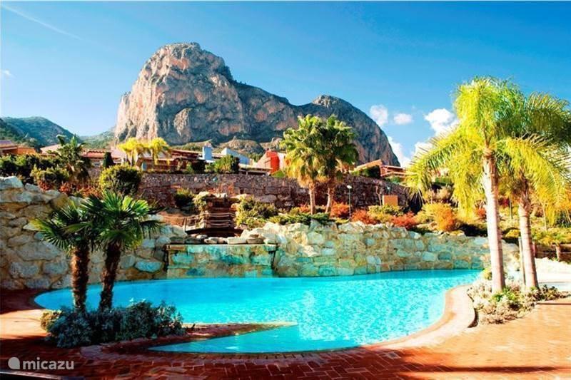 Vakantiehuis Spanje, Costa Blanca, Polop Villa Casa Ponoch