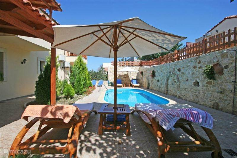 Vakantiehuis Griekenland, Kreta, Asteri villa Villa Michalis