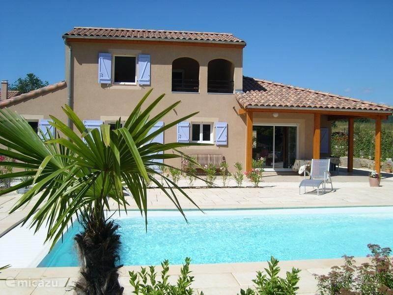 Vakantiehuis Frankrijk, Ardèche, Vallon-Pont-d'Arc villa Villa Le Mouton + privé zwembad