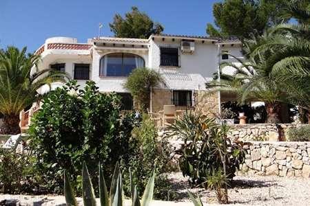 Vakantiehuis Spanje, Costa Blanca, Benissa villa Villa Paraiso