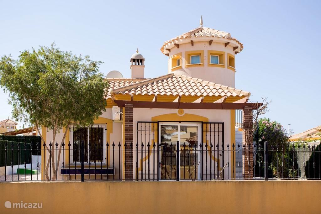 Vakantiehuis Spanje, Costa Cálida, Mazarrón Villa Villa Capricho